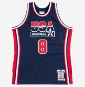 Authentic Jersey Team NBA Scottie Pippen_1
